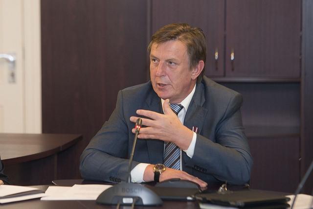 Premjers: Atbildību par RPIVA likvidāciju uzņemsies ministrs