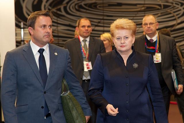 Lietuvas prezidente: Izglītība ir viena no svarīgākajām stratēģiskajām prioritātēm