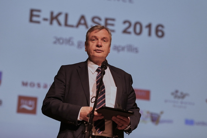 "Norisināsies konference ""E-KLASE 2017"""