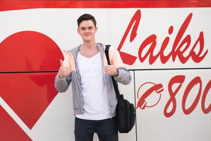 Valsts asinsdonoru centrs rīko lekcijas Latvijas skolām