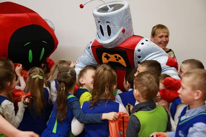 Ekskursijas bērniem uz Tehnoloģiju MINI-festivālu