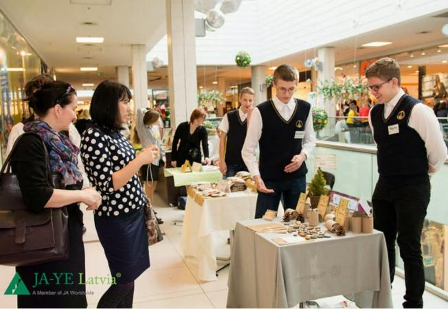 Rīgā notiks ikgadējais skolēnu mācību uzņēmumu gadatirgus