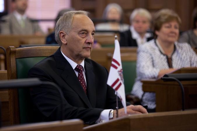 Prezidents: Latvija vēlas sadarboties ar Somiju izglītības jomā