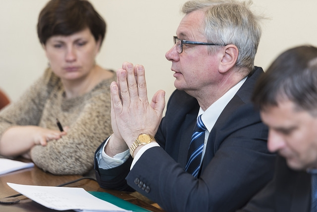 Ministrs piedāvā skolu ēdināšanas funkciju nodot pašvaldībām
