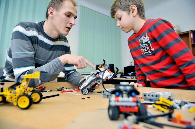 Robotika skolās – no entuziasma līdz starptautiskām uzvarām