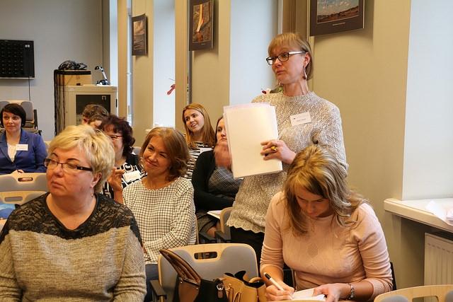 Skolotāji kļūst par Eiropas Parlamenta vēstniekiem skolās Latvijā