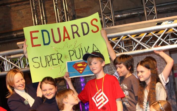 Superpuikas titulu iegūst Eduards Rāzna no Berģiem