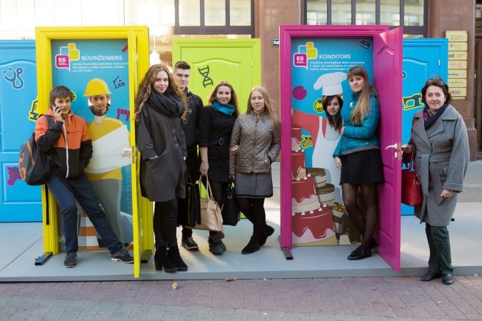 20 Latvijas pilsētās sākas Karjeras nedēļas pasākumi