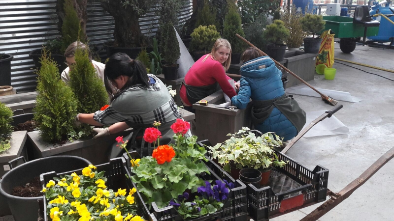 Dārznieka diena Bulduros