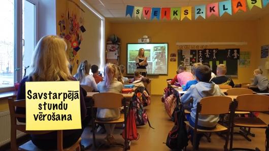 21. gadsimta skola – jāmācās arī skolotājiem