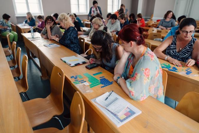 Skolotāji konferencē aicināti dalīties ar veiksmīgām metodiskām idejām