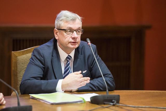 Šadurskis: Lielais augstskolu skaits Latvijā ir absurds