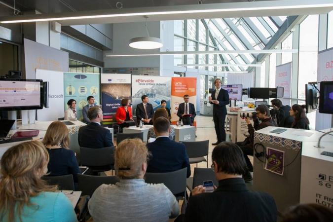 E-prasmju nedēļā piedalījušies vairāk nekā 24 tūkstoši Latvijas iedzīvotāju