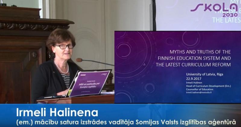 Video: Mīti un patiesība par Somijas izglītību