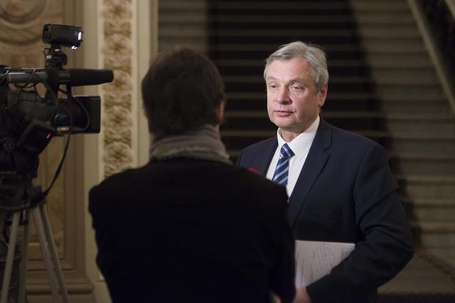 Šadurskis: Olimpisko spēļu sacensību norise Latvijā varētu veicināt valsts atpazīstamību