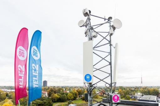 """Noskaidrots, kuram Latvijā ir visātrākais mobilā interneta lejupielādes ātrums: """"Tele2"""" saglabā līderpozīcijas"""