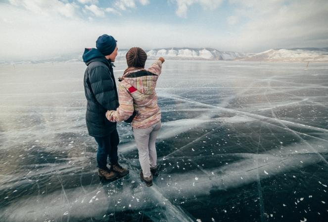 VUGD atgādina: atrasties uz ūdenstilpju ledus ir bīstami!